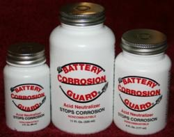 BATTERY CORROSION GUARD